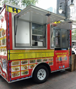 Food Truck Station Halal Food Truck Charlotte