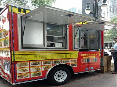 Halal food trucks in Charlotte