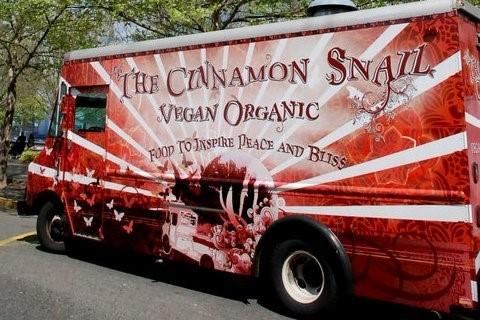 Sinnamon Snail Vegan Organic